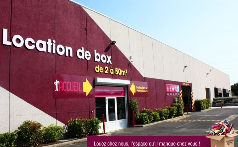 stockage affaires montpelier
