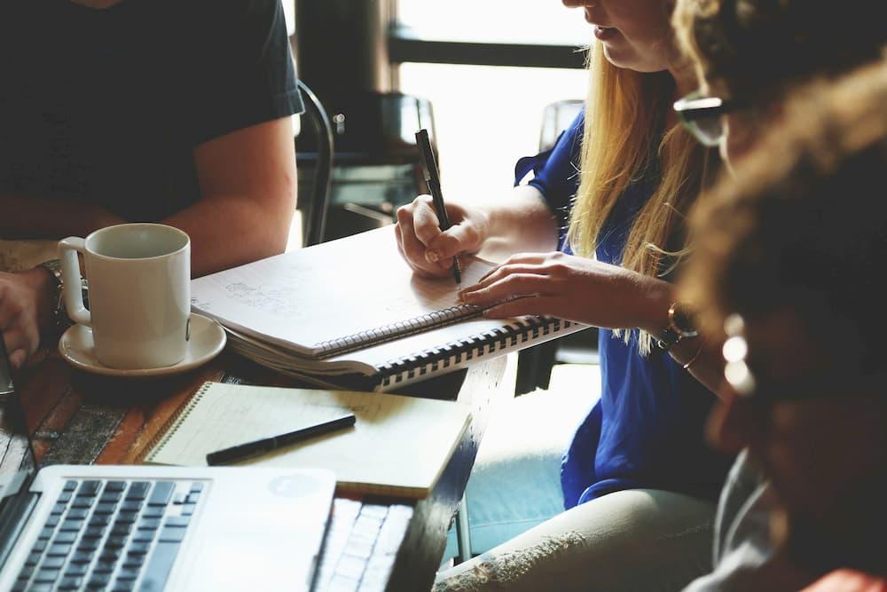 travail en groupe