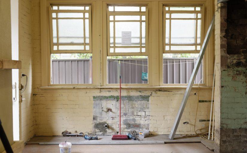 Rénovation– Calculer la taille de son box de stockage