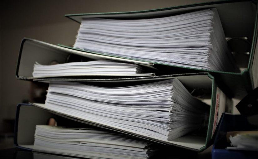 Professionnels, pourquoi stocker vos archives dans un box?