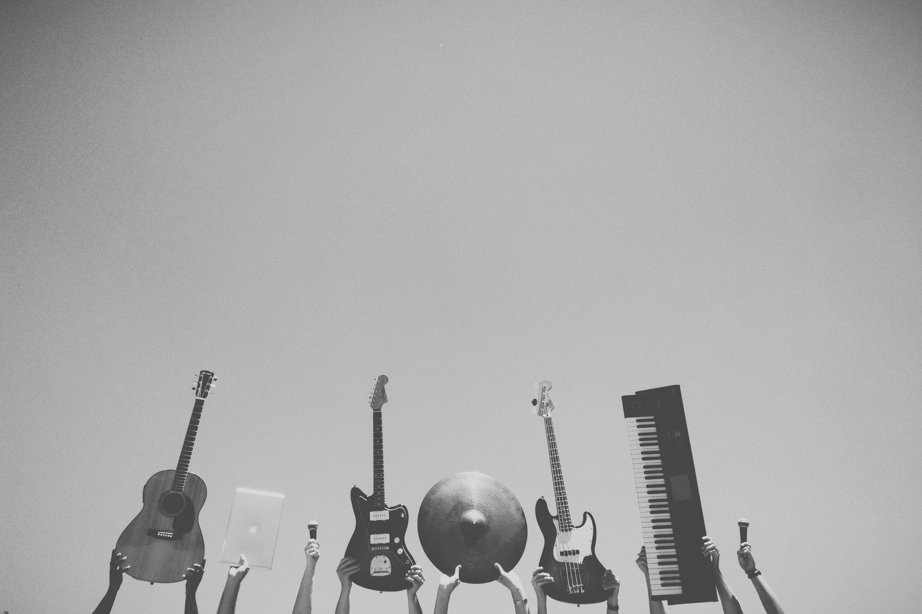 3 raisons de stocker vos instruments de musique dans un garde-meuble