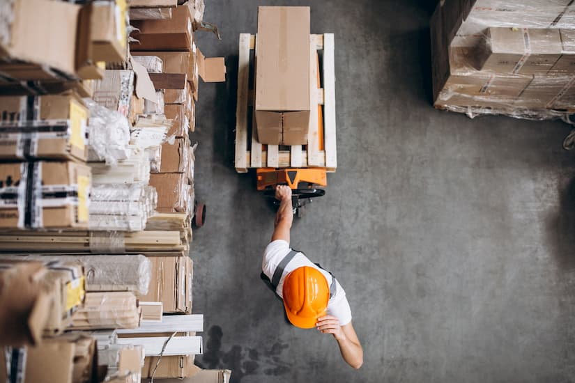 Commerçants : 8 astuces pour organiser la réception et le stockage de votre marchandise