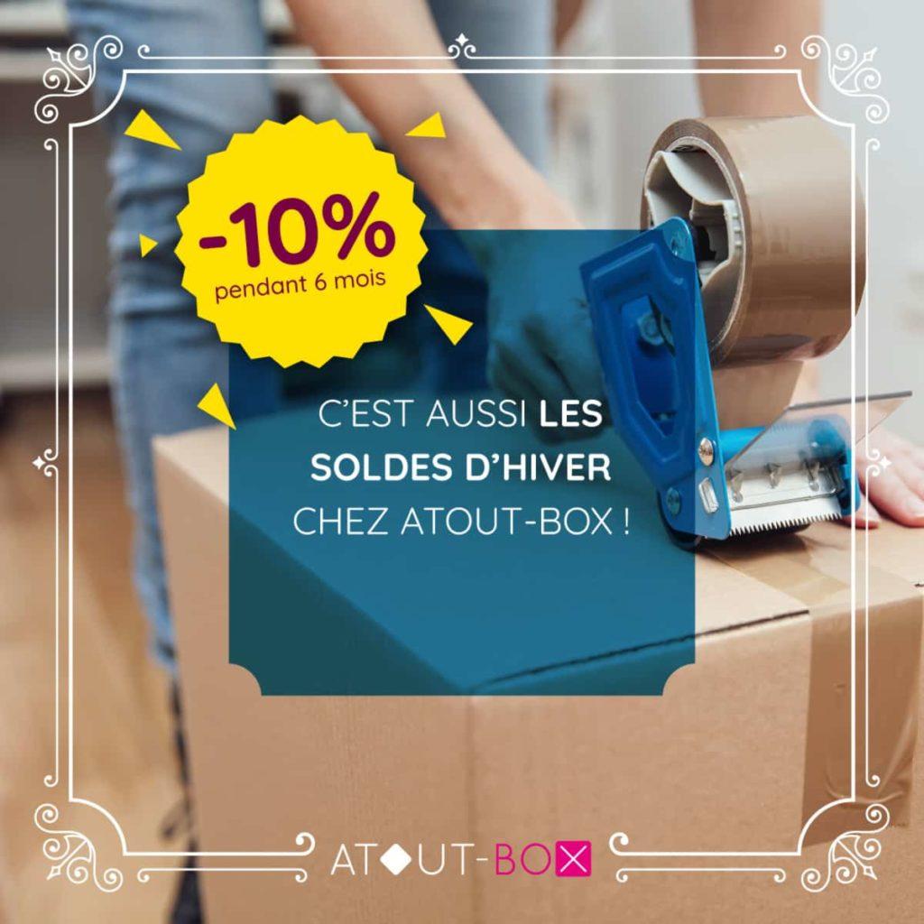 Soldes garde meubles atout-box