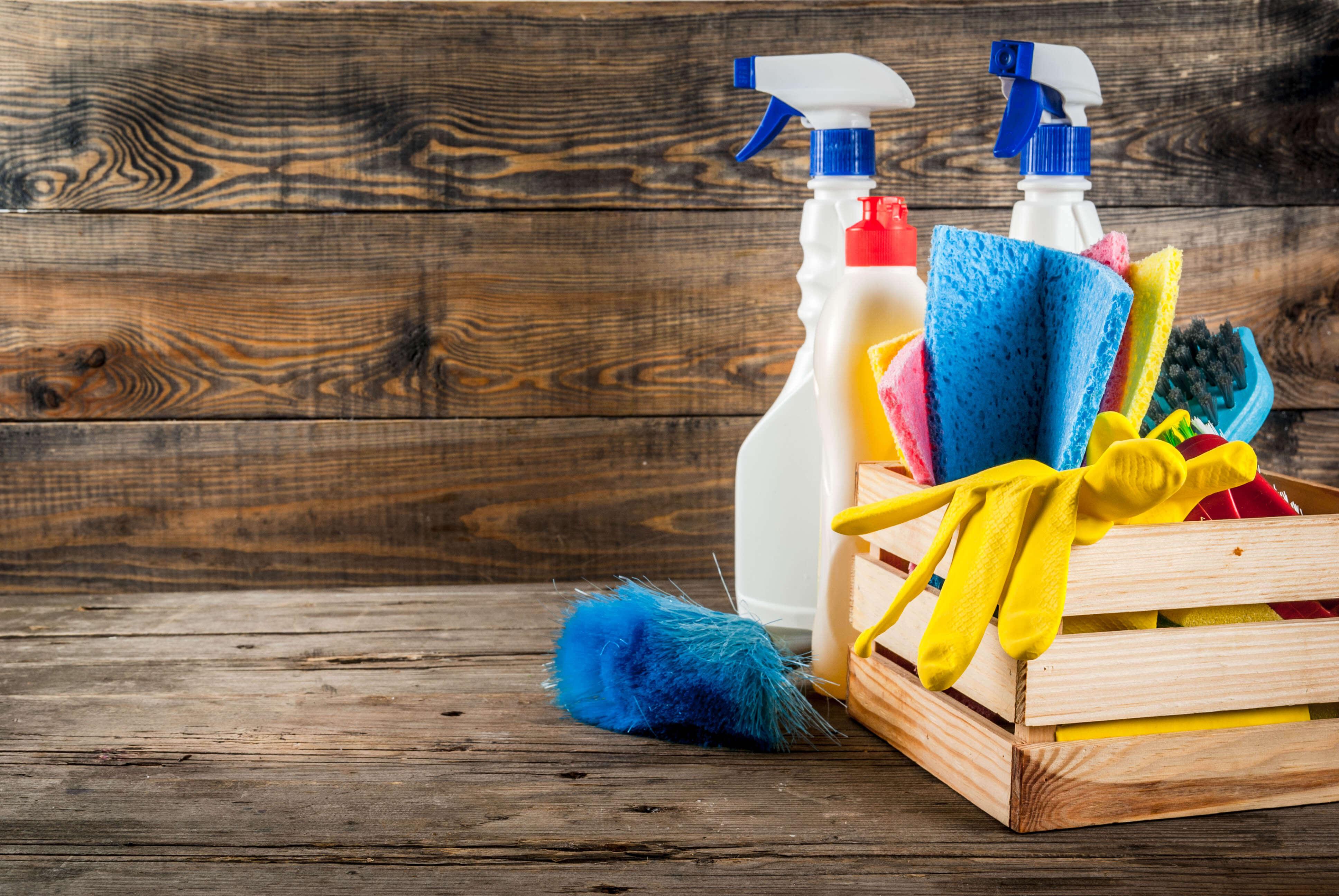 LA checklist pour un nettoyage de printemps efficace !