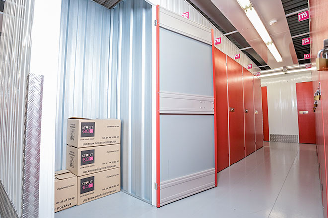 couloirs de Atout-Box