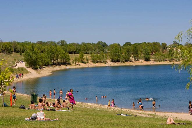 Lac-du-cres