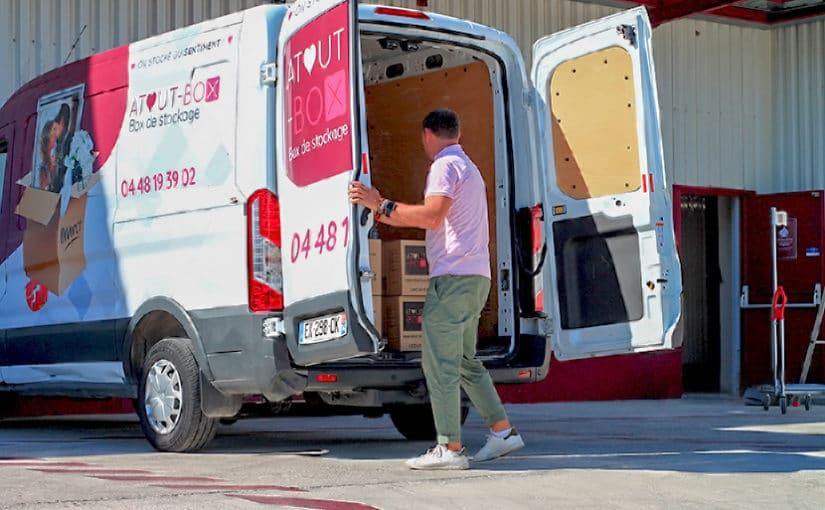 Combien coûte un garde-meuble à Montpellier ?